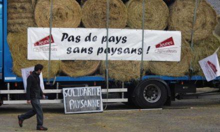 La Journée de Résistance Paysanne (Terre et Famille) du 4 juin 2016 à Paris