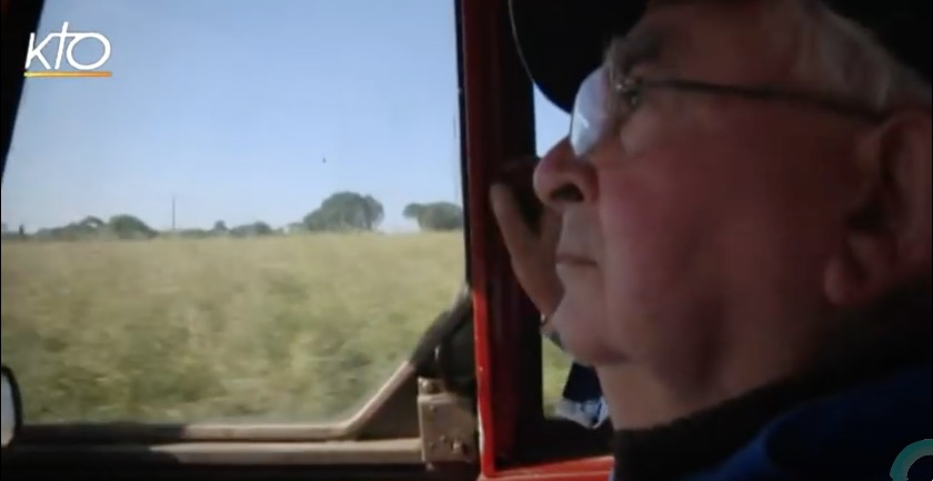 """""""Ermite paysan en Bretagne"""" – Témoignage de Jean-Daniel – KTO"""