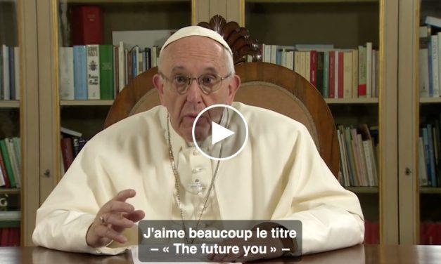 Le Pape François sur TED TALKS 2017 – Pourquoi le seul futur qui vale la peine d'être construit inclut toutes les personnes du monde entier et spécifiquement les plus faibles ?