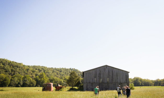 Now Enrolling: The Wendell Berry Farm School / Inscription en cours : L'école Wendell Berry Farm