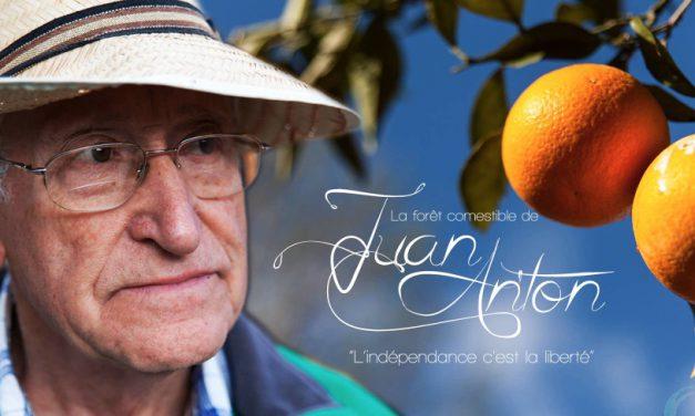 La forêt comestible de Juan Anton : l'autosuffisance alimentaire