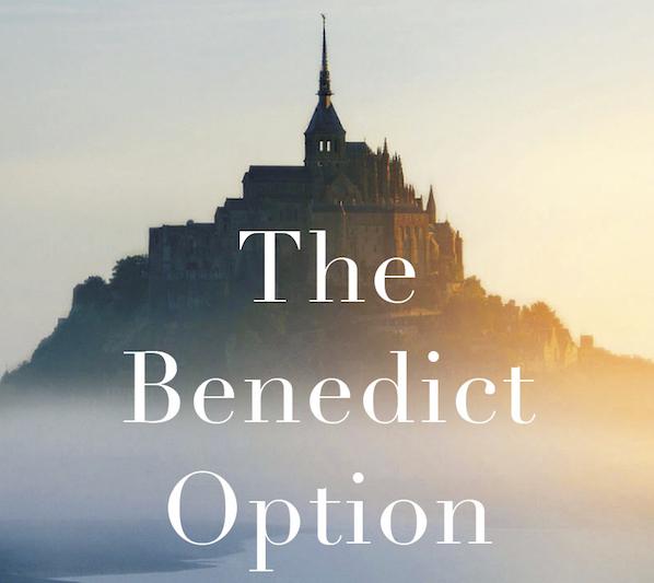 Présentation du livre «Comment être chrétien dans un monde qui ne l'est plus : Le pari bénédictin» de Rod Dreher : première partie – un programme de combat par l'amour pour reconquérir la dignité de l'être humain – rien de moins qu'une guerre de culture, ce que C. S. Lewis définit comme la culture de «l'abolition de l'homme»