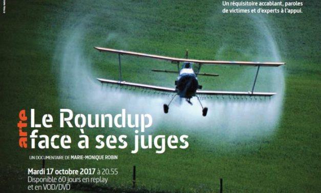"""Le Roundup face à ses juges"""" entretien avec Marie-Monique Robin"""